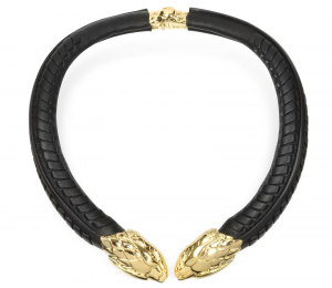 Cavalli Serpent Necklace