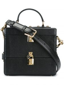 Dolce Gabbana Double Padlock Bag