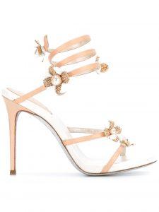 Rene Caovilla Strappy heels