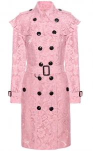 Burberry Lace Trench