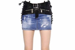 Dsquared2 Mini Skirt