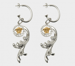Versace Baroque Earrings